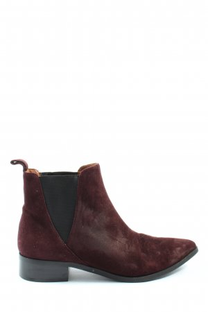 & other stories Chelsea Boots rot Casual-Look