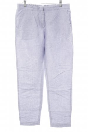 & other stories Chinohose grau-himmelblau meliert Casual-Look