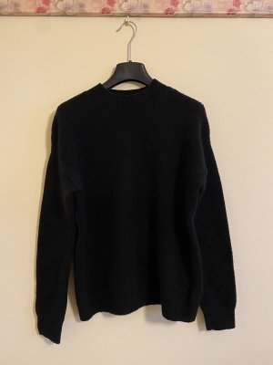 Other Stories Classic Sweater in Schwarz