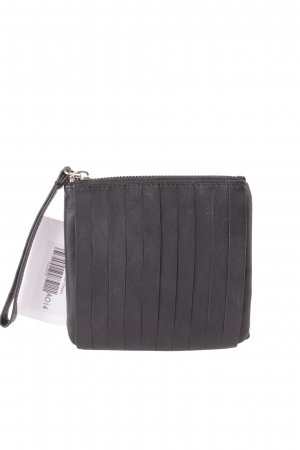 & other stories Clutch schwarz-silberfarben Elegant