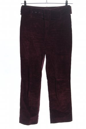 & other stories Cordhose lila Casual-Look