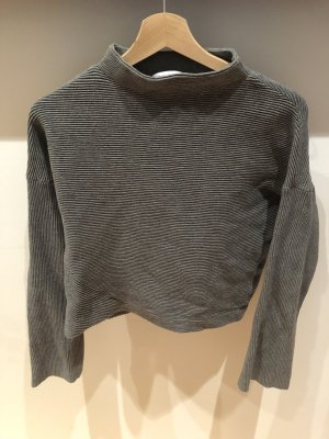 & Other Stories Cropped Pullover