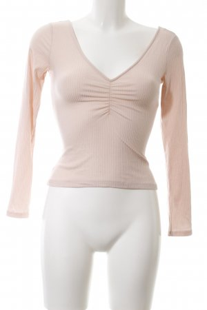& other stories Cropped Shirt pink Casual-Look