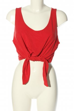 & other stories Cropped Top red casual look