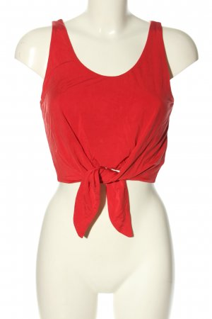 & other stories Cropped top rood casual uitstraling