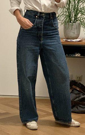 & other stories Marlene jeans blauw Katoen