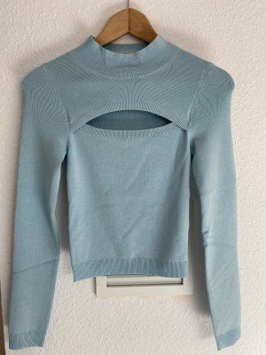 & other stories Cut out top azuur-babyblauw