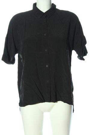 & other stories Camicia blusa nero stile casual