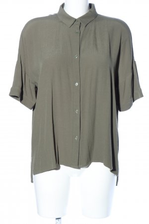 & other stories Hemd-Bluse khaki Business-Look