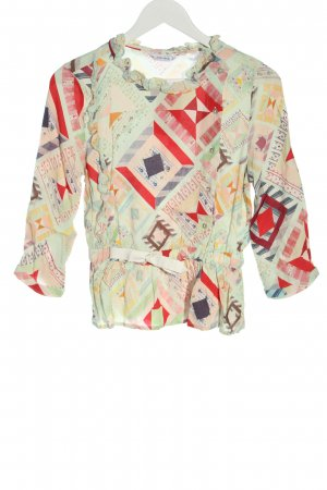 & other stories Shirt Blouse allover print casual look
