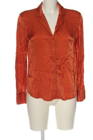 & other stories Camicia blusa arancione chiaro elegante