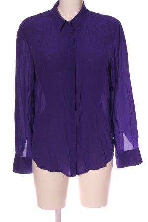 & other stories Camicia blusa lilla stile casual