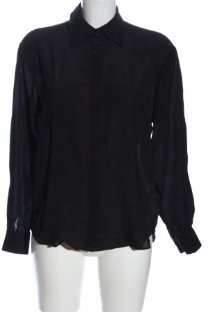 & other stories Blusa-camisa negro estilo «business»