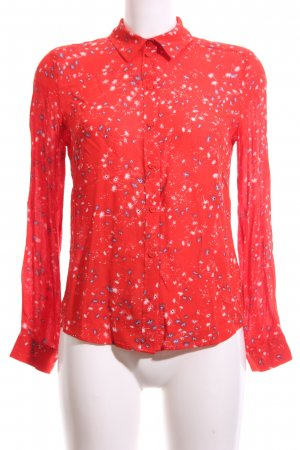 & other stories Hemd-Bluse florales Muster Casual-Look