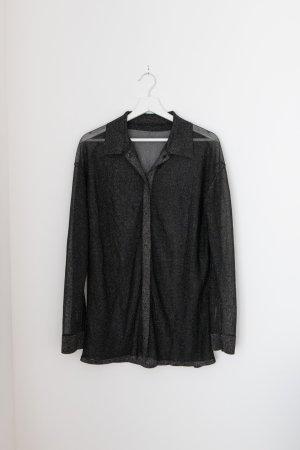 & other stories Shirt Blouse black-light grey