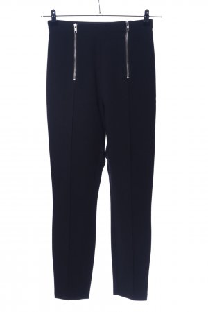 & other stories High-Waist Hose schwarz Casual-Look