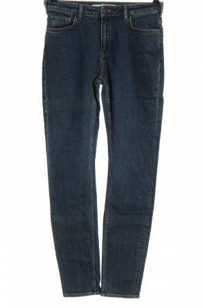& other stories Slim Jeans blau Casual-Look