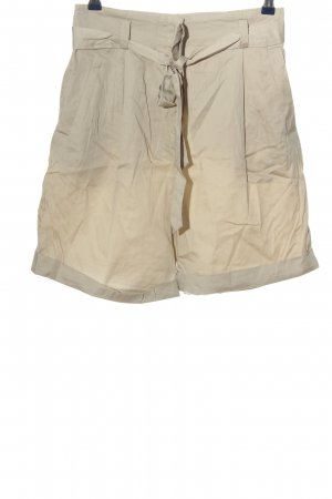 & other stories High-Waist-Shorts wollweiß Casual-Look