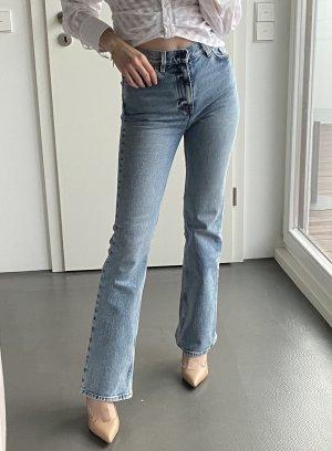 & Other Stories Jeans Bootcut Schlaghose High Waisted Ausverkauft Blogger