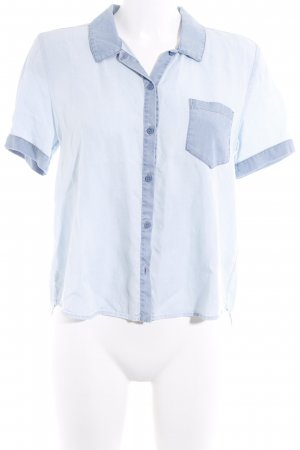 & other stories Jeansbluse himmelblau-graublau Casual-Look