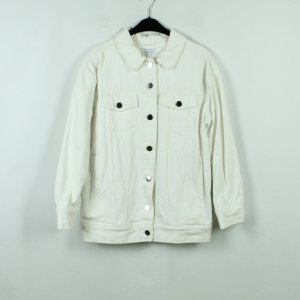 & other stories Giacca denim bianco Cotone