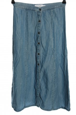 & other stories Jeansrock blau Casual-Look