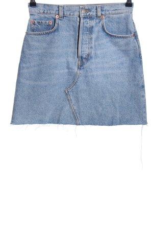 & other stories Denim Skirt blue cotton