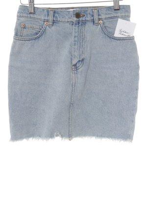 & other stories Jeansrock himmelblau Jeans-Optik