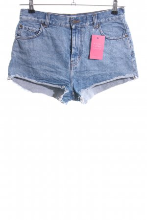 & other stories Jeansshorts blau Casual-Look