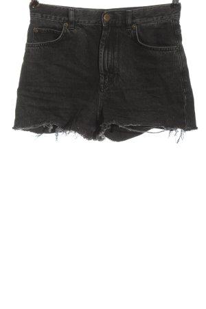 & other stories Pantaloncino di jeans grigio chiaro stile casual