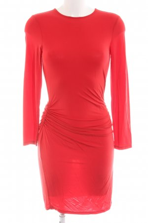 & other stories Jersey Dress red elegant