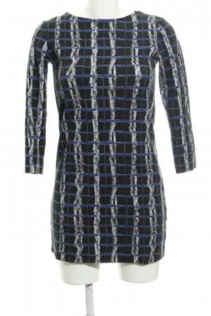 & other stories Jerseykleid abstraktes Muster Business-Look