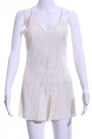 & other stories Jumpsuit hellbeige Ornamentenmuster Romantik-Look
