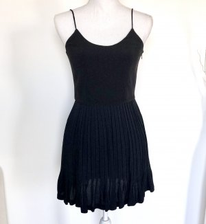 & other stories Vestido tipo overol negro
