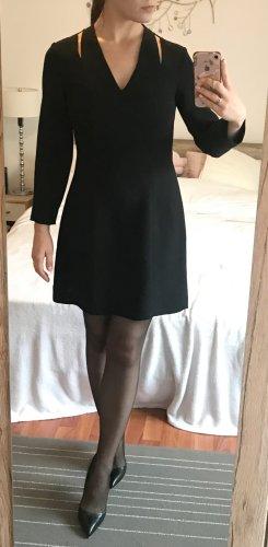 & other Stories Kleid Etuikleid Gr. 36 S schwarz kleines schwarzes Minikleid
