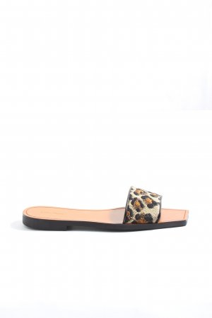& other stories Comfort Sandals allover print casual look