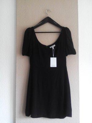 & other stories kurzes Kleid in schwarz, los Angeles Atelier, Größe 38, neu