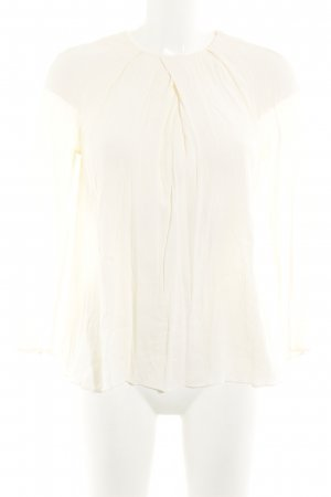 & other stories Langarm-Bluse creme Casual-Look