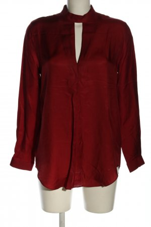 & other stories Long Sleeve Blouse red casual look