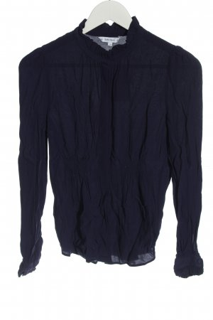 & other stories Long Sleeve Shirt blue classic style