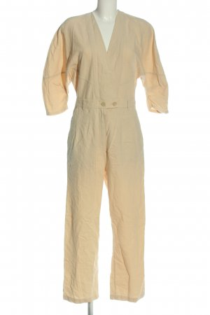 & other stories Langer Jumpsuit cream casual look