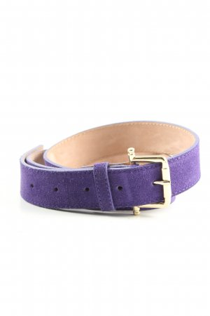& other stories Leather Belt blue casual look