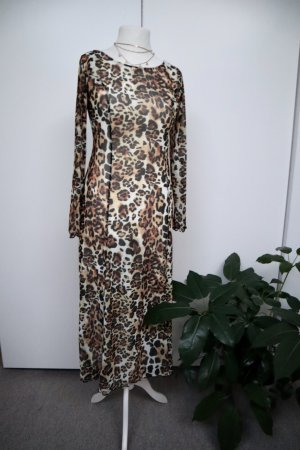 & other stories Robe mi-longue multicolore polyester