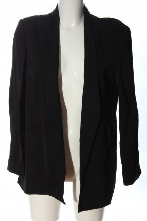 & other stories Blazer largo negro look casual