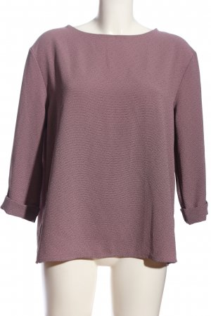 & other stories Longsleeve pink Casual-Look