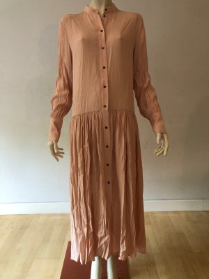 AndOtherStories Maxi Dress dusky pink cotton