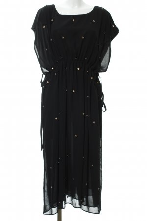 & other stories Maxi Dress black party style