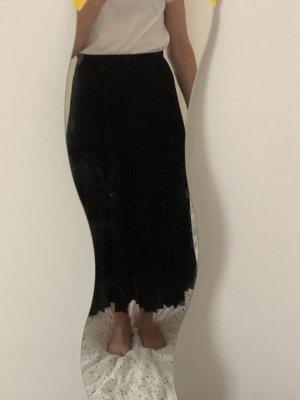 & other stories Plaid Skirt black