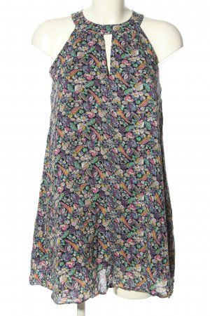 & other stories Minikleid Allover-Druck Casual-Look