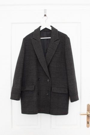 & other stories Oversized Jacket multicolored wool